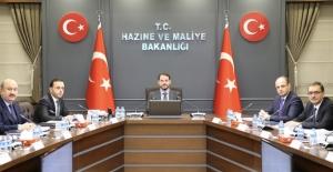 Finansal İstikrar Ve Kalkınma Komitesi'nin İkinci Toplantısı Yapıldı