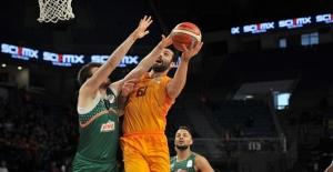 Galatasaray, Banvit'i 86-76 Mağlup Etti