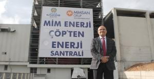 Mimsan Şehir Çöpünden Ürettiği Elektrikle 40 Bin Konutu Aydınlatacak