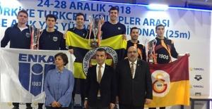 Türkiye Turkcell Kulüplerarası Genç Ve Açık Yaş Yüzme Şampiyonası Tamamlandı!