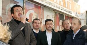 """Zeybekçi, """"1 Nisan Sabahı Anadolu'ya Güneş İzmir'den Doğacak"""""""