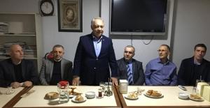 AK Parti Karabağlar Belediye Başkan Adayı Doğan'dan Yeşil Mesaj
