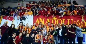 Galatasaray HDI Sigorta CEV Cup'ta 4'lü Finaller Turunda