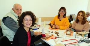 Sedef Kakma Sanatı Ataşehir'de Yaşıyor