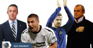 Ara Transfer Döneminde Kadrolarını Yenileyen Futbol Kulüplerinde Yaşanan Gelişmeler