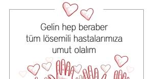 Ataşehir Belediyesi'nden Lösemi Hastalarına Umut Olalım Kampanyası