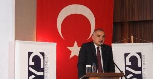 """Bakan Ersoy: """"Gelir Odaklı Turizme Geçmemiz Gerekiyor"""""""