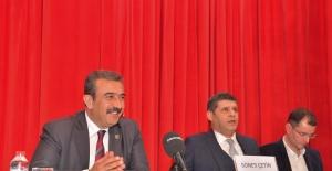 Başkan Çetin'den  Halk Günü'nde Müjde: Şambayadı'nın 24 Yıllık İmar Sorunu Çözüldü