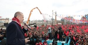 """""""Büyük Türkiye Hedefine Karşı Kurulan Her Tuzağı Bozacağız"""""""