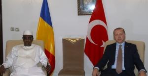 Çad Cumhurbaşkanı Idriss Deby Itno Ülkemizi Ziyaret Edecek
