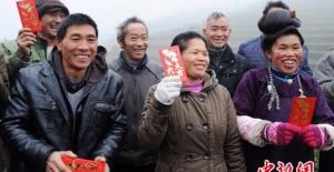 Çin'de Yoksul Nüfus 13 Milyon Daha Azaldı