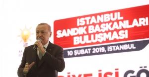 """Cumhurbaşkanı Erdoğan:  """"Demokrasilerde Sandık Namustur"""""""
