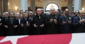 Cumhurbaşkanı Erdoğan, Prof. Dr. Kemal Karpat'ın Cenaze Törenine Katıldı
