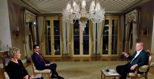 """Cumhurbaşkanı Erdoğan, TRT Ekranlarında """"Cumhurbaşkanı Özel Yayını""""na Katıldı"""