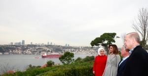 Cumhurbaşkanı Erdoğan, Ürdün Kralı II. Abdullah İle Kahvaltıda Bir Araya Geldi