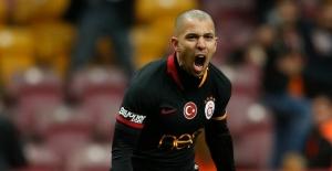 Galatasaray, Hatayspor'u 2-0 Mağlup Etti