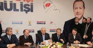 İstanbul Büyükşehir Belediye Başkan Adayı Yıldırım'dan Sarıyer'de Tapu Ve Rayiç Bedel Sözü