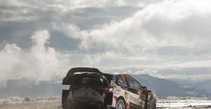 Toyota'nın Gözü Karlı İsveç Rallisi Zaferinde