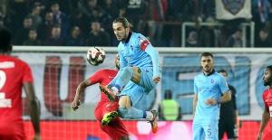 Trabzonspor, Ümraniyespor Maçından Gol Sesi Çıkmadı
