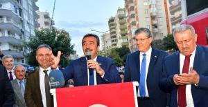 """Başkan Çetin, """"Örnek Alınmak Güzel Bir Şey"""""""