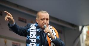 """""""Bu Ülkede Millet, Bayrak, Ezan, Vatan Düşmanı Kim Varsa, Hepsinin Karşısında Olmak Bizim Namus Borcumuzdur"""""""