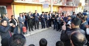 """CHP'li Gürer, """"Köyde Üretim Olmazsa Şehir De Yaşam Sorunlu Olur"""""""
