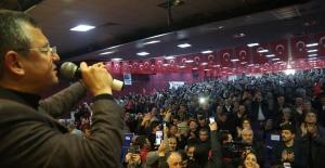 """CHP'li Özel: Milleti, Halkı Korkutarak Seçim Kazanmaya Çalışıyorlar"""""""