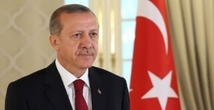 Cumhurbaşkanı Erdoğan, Güreş'te Avrupa Şampiyonu Olan Çiftçi'yi Tebrik Etti