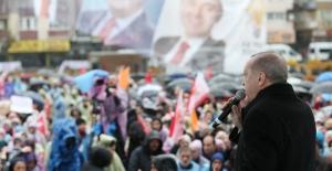 """Cumhurbaşkanı Erdoğan: """"İstanbul İçin Ne Yapsak Azdır"""""""