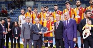 Galatasaray CEV Cup'ta Avrupa İkincisi