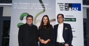 İstanbul'da Caz Mevsimi  29 Haziran-18 Temmuz Arasında 300 Sanatçıyla Gerçekleşecek