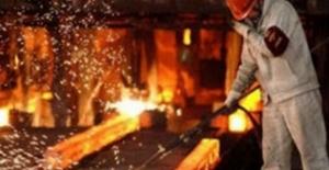 Sanayi Üretimi Bir Önceki Yılın Aynı Ayına Göre Yüzde 7,3 Azaldı