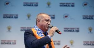"""""""Suriye'den Irak'a Kadar Ülkemize Yönelik Her Türlü Oyunu, Hem Masada Hem Sahada Bozacağız"""""""