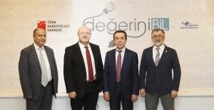 Türk Kardiyoloji Derneği 'Değerini Bil' Kampanyası