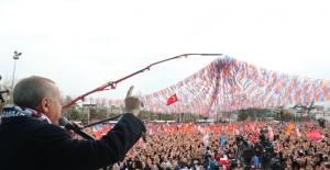 """""""Türkiye Coğrafyamızın Dört Bir Yanından İnsanların Vatan Bildiği Bir Ülkedir"""""""