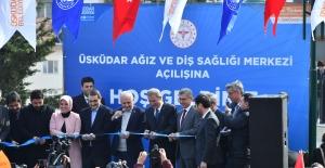Üsküdar Ağız ve Diş Sağlığı Merkezi Açıldı