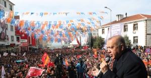 """""""Zahirde Bizi Yıkmaktan Söz Ediyorlar, Aslında Türkiye'nin Tüm Kazanımlarını Yıkmanın Peşindeler"""""""