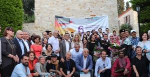 17 Ülkeden 43 Sanatçı Kuşadası'nda Buluştu