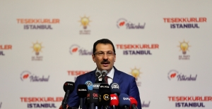 """""""AK Parti Lehine Düzeltilen Oy Sayısı 11 Bin 109'dur"""""""