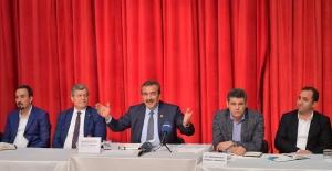 Çukurova Belediyesi'nde Yeni Dönemin İlk Halk Günü Yapıldı