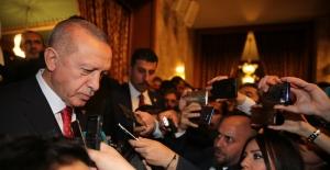 Cumhurbaşkanı Erdoğan, TBMM'de 23 Nisan Resepsiyonuna Katıldı