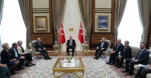 Cumhurbaşkanı Erdoğan, Yeni Zelanda Temsilciler Meclisi Başkanı Mallard'ı Kabul Etti