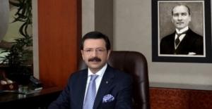 """Hisarcıklıoğlu, """"Milli Egemenlik Ülkemiz İçin Vazgeçilmez Bir Yönetim Biçimidir"""""""