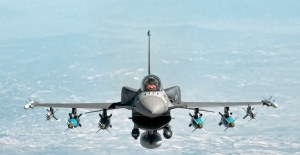 Irak'ın Kuzeyi Gara Bölgesine Hava Harekatı