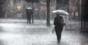 Mardin, Şanlıurfa ve Diyarbakır İçin Kuvvetli Gök Gürültülü Sağanak Yağış uyarısı