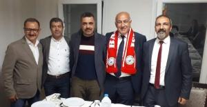 Milli Sporcu Başkan Tuncel, Söke'nin Spor Camiasına Sevinç Oldu