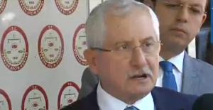 YSK Başkanı Güven'den İstanbul Açıklaması