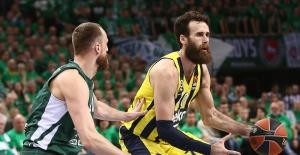 Zalgiris Kaunas 57-66 Fenerbahçe Beko