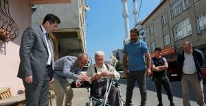 Ataşehir Belediyesi Dolandıralan Yaşlı Adamı Hayaline Kavuşturdu