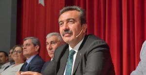 """Başkan Çetin, """"Türkiye İçin El Ele Vermeliyiz"""""""